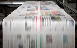 бумага для газет