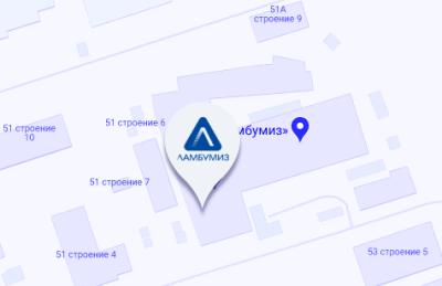 Схема проезда ИТЦ-Трейд Москва